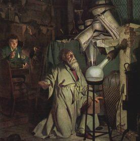 Tarot en Alchemie: een korte introductie
