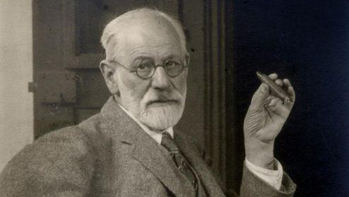 Sigmund Freud in 1929