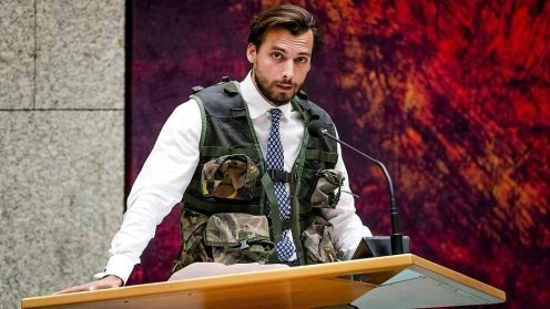Thierry lavendelsnuiver Baudet